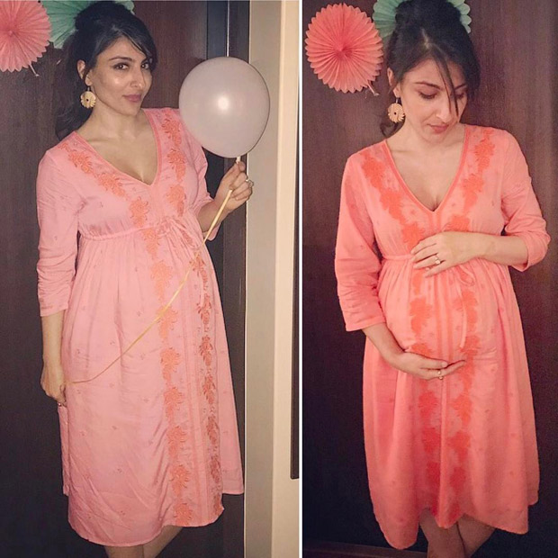 Here's all about Soha Ali Khan's baby shower which had Kareena Kapoor Khan and Karisma Kapoor turn fashion police