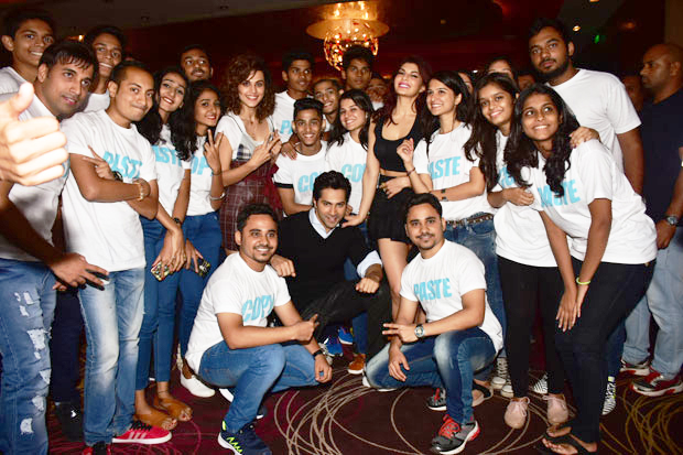 100 pairs of real twins attend the trailer launch of Judwaa 2