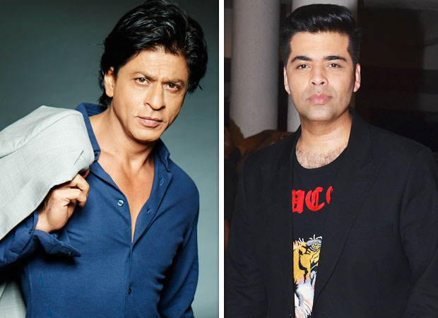 Karan Johar and Shah Rukh Khan have already begun shooting for the first episode of this show