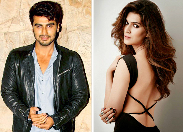 REVEALED: Arjun Kapoor and Kriti Sanon to come together for Raj & DK's much talked about film Farzi