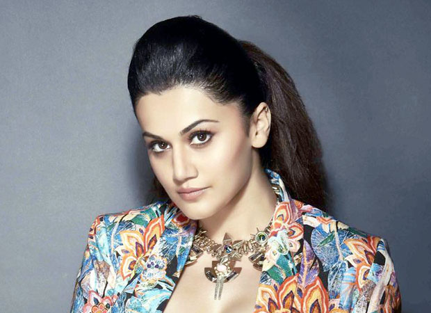 REVEALED: Taapsee Pannu to launch the voice of Common Woman by Rimanika Laxman