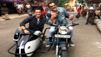 On The Sets Of Yamla Pagla Deewana 3