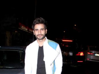 Karan Tacker spotted at Indigo restaurant Bandra