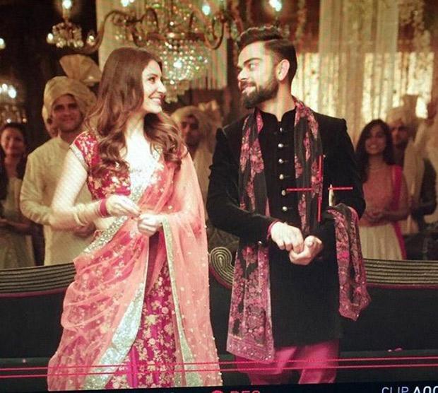 AWW! Virat Kohli can't take his eyes off Anushka Sharma. Find out why! (2)