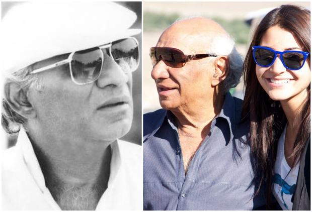 Anushka Sharma, Karan Johar, Parineeti Chopra pay heartfelt tributes on Yash Chopra's 85th birth anniversary features
