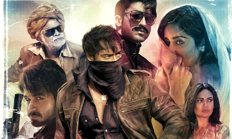 Movie Review: Baadshaho