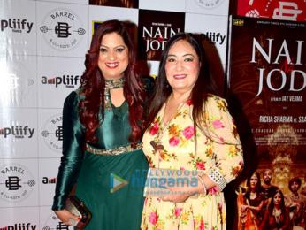 Celebs grace the launch of Richa Sahrma's music video 'Nain Na Jodi'