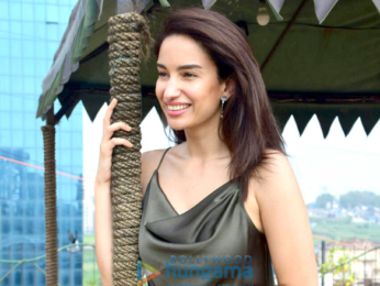 Elena Fernandes snapped during a photoshoot