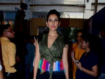 Richa Chadda, Urvashi Rautela, Sophie Choudry, Mandana Karimi and others walk the ramp at the Joya Lifestyle and Fashion Exhibition