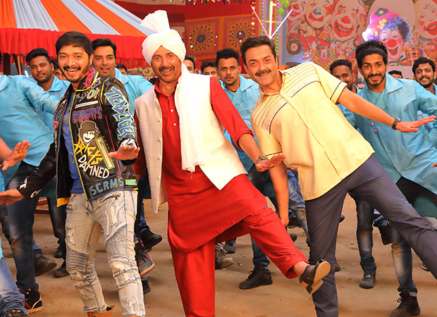Poster Boys may bring in 3 crore on Friday