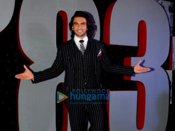 Ranveer Singh and Kapil Dev grace the launch of the film based on the 1983 World Cup