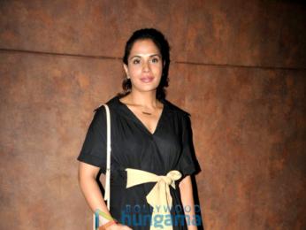 Special screening of 'Shubh Mangal Saavdhan'