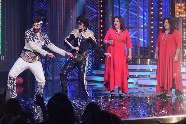 This actress battles it out with Riteish Deshmukh on Farah Khan's show-2