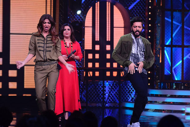 This actress battles it out with Riteish Deshmukh on Farah Khan's show-7