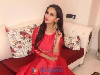 Sana Khan & Shama Sikander snapped