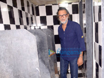 Rakeysh Omprakash Mehra graces the launch of the Model Government School