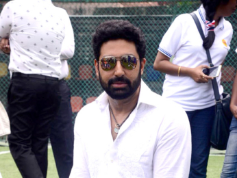 Abhishek Bachchan unveils special jersey of Chelsea FC
