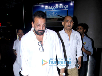 Sanjay Dutt, Katrina Kaif and others snapped at the airport