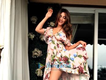 Shama Sikander's photoshoot