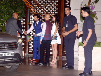 Aamir Khan, Sridevi and others at Ambani's bash for 19th Mumbai Film Festival