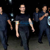 Aamir Khan, Virat Kohli and others snapped at the airport