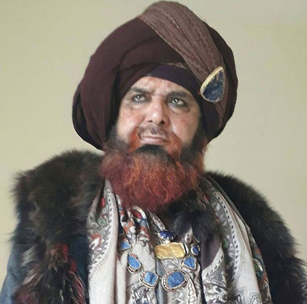 After Ranveer Singh, Raza Murad shares his look as Jalaluddin Khilji from Padmavati