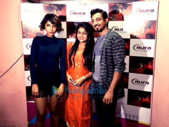 Amit Kumar Vashisth, Teena Singh and Nupur Shrivastava promote 'The Window'