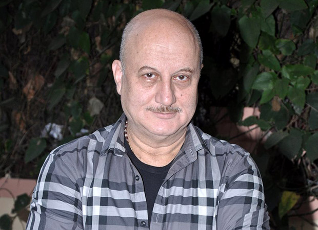 Anupam Kher on being appointed as the new chief of FTII