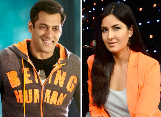 Are Salman Khan and Katrina Kaif back together? Guests at his Diwali party last week certainly think so...