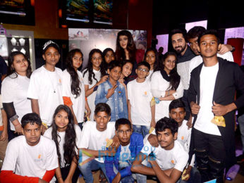 Ayushmann Khurrana and Tahira Kashyap snapped attending a screening at MAMI