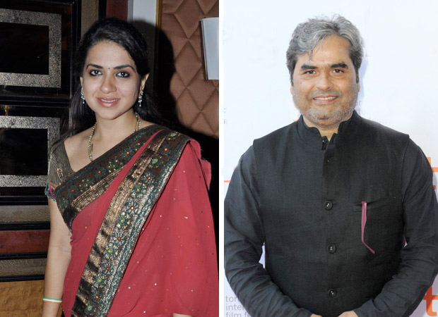 BJP spokesperson Shaina NC slams Vishal Bhardwaj for suggesting that court's verdict in Talwars' favour was influenced by his film Talvar