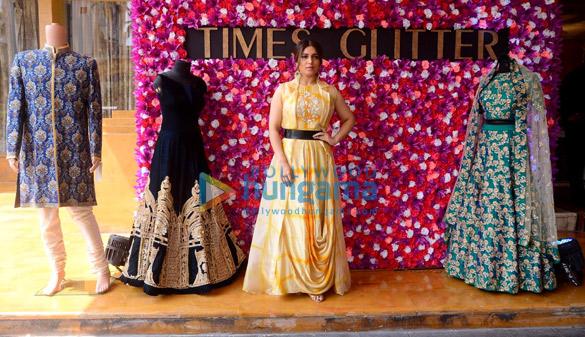 Bhumi Pednekar at 'Times Glitter' wedding exhibition