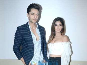 Cast of Ragini MMS Returns snapped interacting with the media