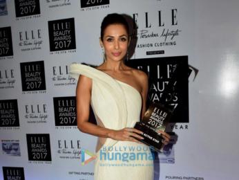 Celebs grace 'Elle India Beauty Awards 2017'