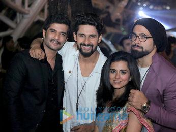 Celebs grace Riddhi Dogra's Pre-Diwali bash at The Stadium Bar