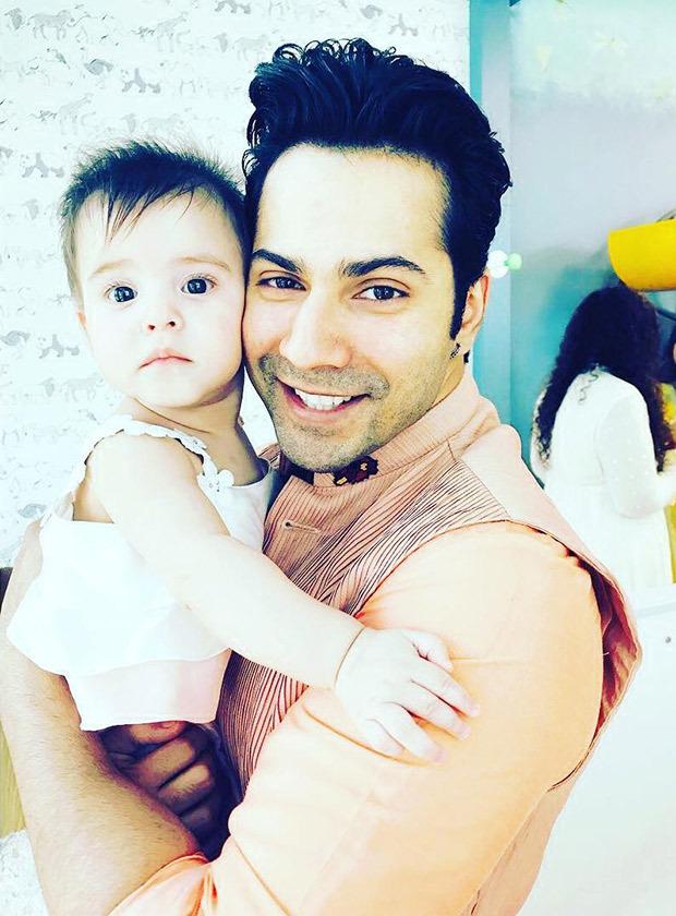Check out Alia Bhatt and Varun Dhawan share cutest photos of Karan Johar's kids, Roohi and Yash (1)