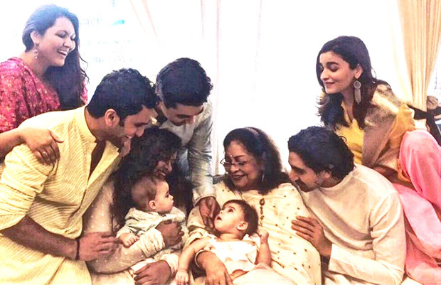 Check out Alia Bhatt and Varun Dhawan share cutest photos of Karan Johar's kids, Roohi and Yash (3)