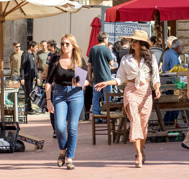 Check out Priyanka Chopra makes stunning style season 3 in Italy