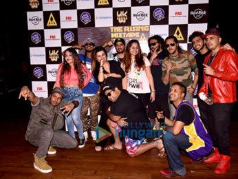 The Rising Mixtape show with Hard Kaur