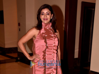 Deepika Padukone graces the launch of Hema Malini's book 'Beyond The Dream Girl' at JW Marriott