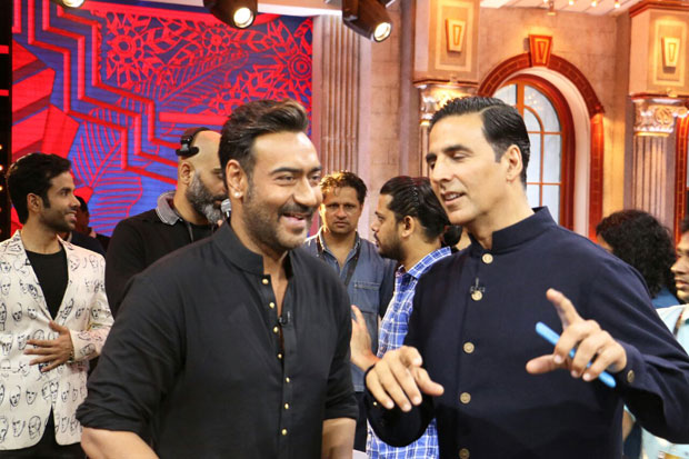 Did Ajay Devgn and Akshay Kumar TALK about BATTLE OF SARAGARHI when they met Here's the inside scoop-2