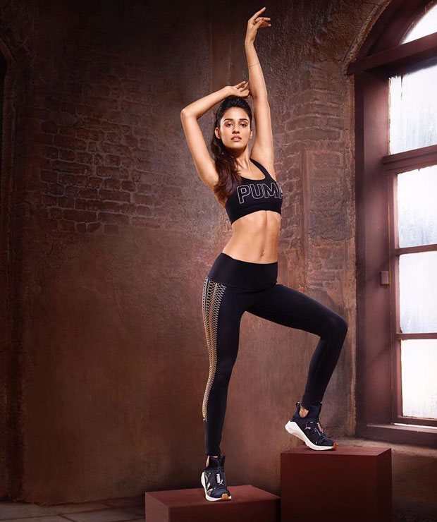 Disha Patani is a sultry babe in the latest PUMA campaign -2