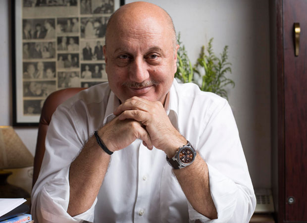 EXCLUSIVE FIRST statement of Anupam Kher post becoming FTII Chairman news