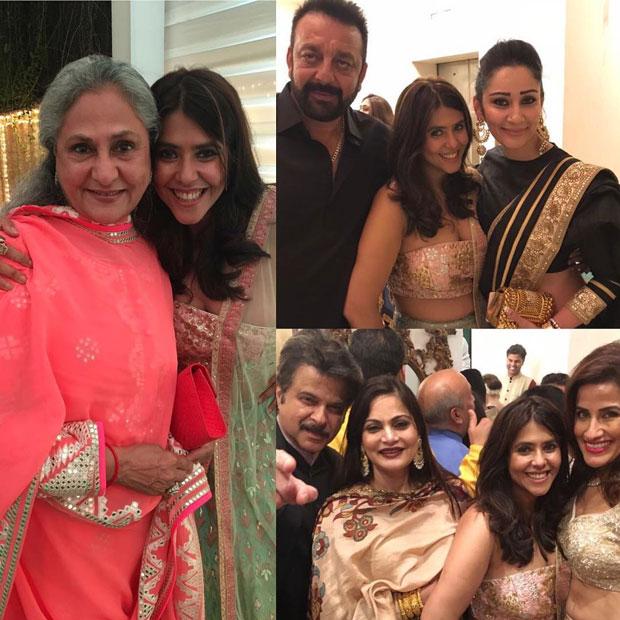 INSIDE PICS: Celebs have fun at Ekta Kapoor's Diwali bash 2017