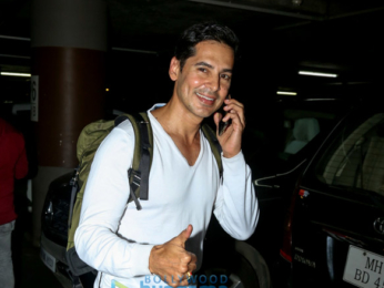 Emraan Hashmi, Deepika Padukone, Shruti Haasan & others snapped at the airport
