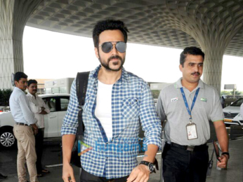 Emraan Hashmi, Deepika Padukone and Shruti Haasan snapped at the airport