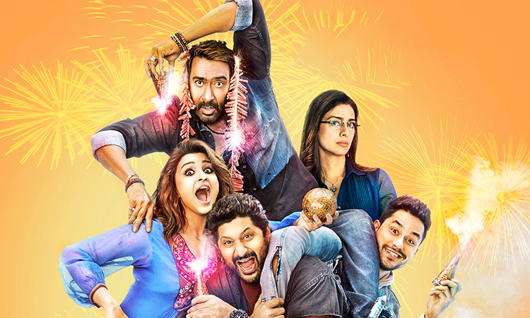 Movie Review: Golmaal Again