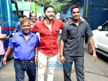 Golmaal Again cast snapped during promotions