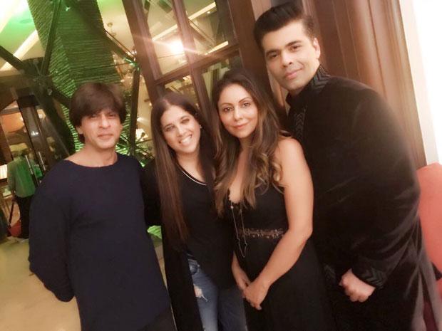 INSIDE PHOTOS Arjun Kapoor, Farah Khan, Karan Johar, Aanand L Rai and others