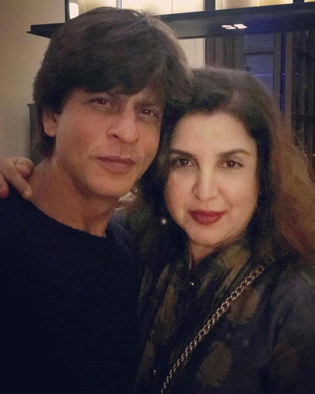 INSIDE PHOTOS Arjun Kapoor, Farah Khan, Karan Johar, and others attend Shah Rukh Khan's Diwali bash!